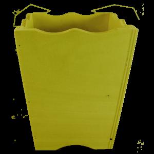 Fa papírkosár kicsi 15,5 x 20 x 16 cm