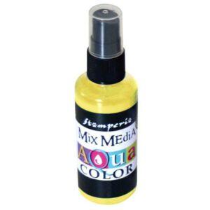 Aquacolor spray 60ml. - sárga