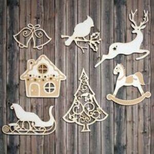 Chipboard - Klasszikus karácsony