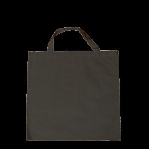 Vászon bevásárló szatyor 38*42cm,fekete