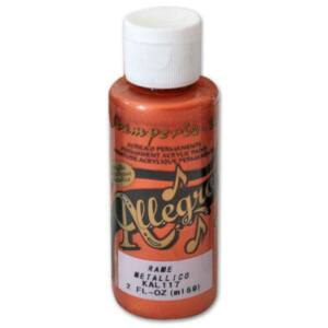 Allegro, matt AF, 59 ml, metálos réz