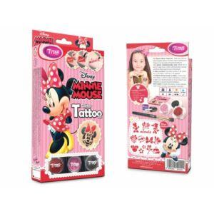 Csillámtetoválás,Minnie mouse
