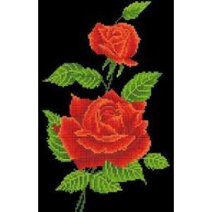Rózsa35*50cm A rózsa kirakható