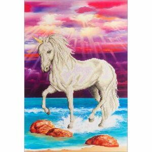 Unikornis 59*85cm A ló kirakható