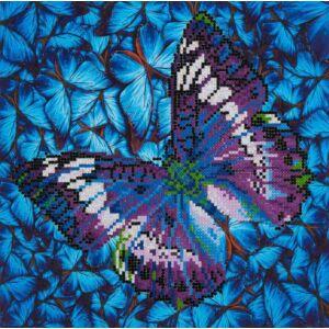 Pillangó 28*35,5cm,részben kirakható
