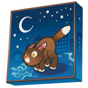 Dotz Box Fearless Cat 22*22cm