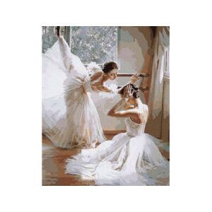 Ballet dancers(40x50CM)