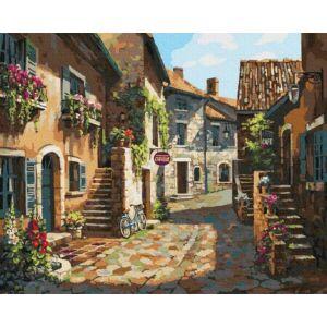 Italian streets(40x50CM)