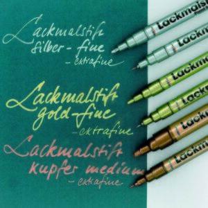 Lakkfilc C Kreul fine 1-2mm,fehér