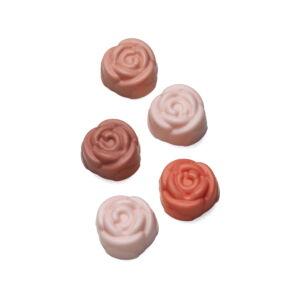 Rózsa szappanöntő forma