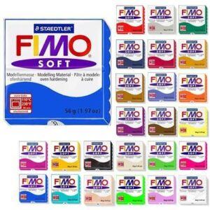 FIMO Effect süthető gyurma - Citrin