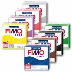 FIMO Soft süthető gyurma - Testszín