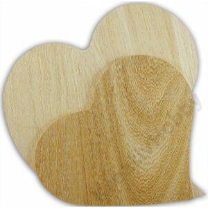 Falap szívforma, nagy 29 x 27 cm