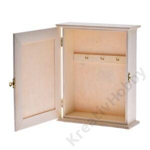 Kulcstartó szekrény 20*25*7cm