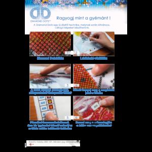 Diamond Dotz - Thai Escape 35*52cm