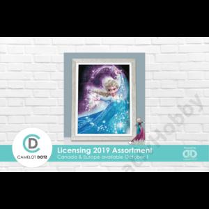 Elsa Magic Diamond Painting Kit58x80 cm