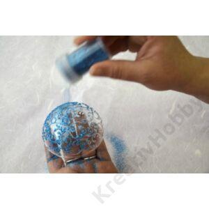 Műanyag gömb 6 cm