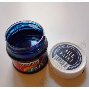 Selyemfesték 50 ml sötétkék