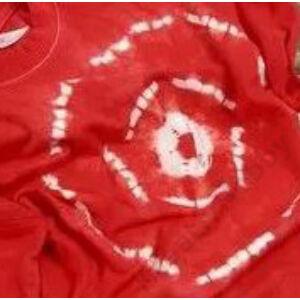 Batikfesték piros 100ml 50004