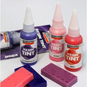 Gyantaszínező tinta rózsaszín 20ml