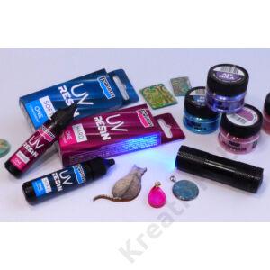 UV gyanta kemény 20 ml