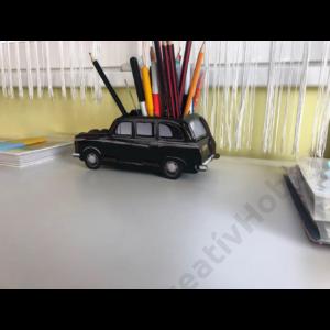Asztali ceruzatartó - Munkagép - Buldózer