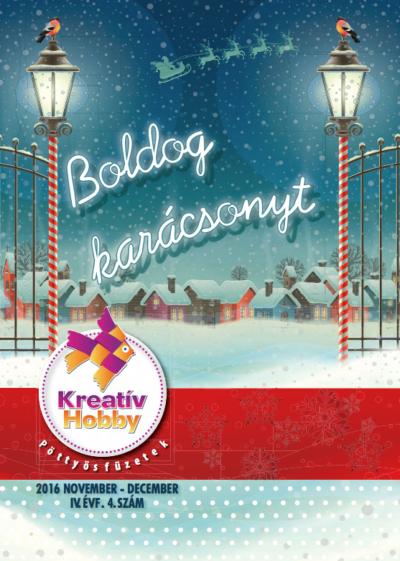 Karácsonyi lapozgatós katalógus - 2016