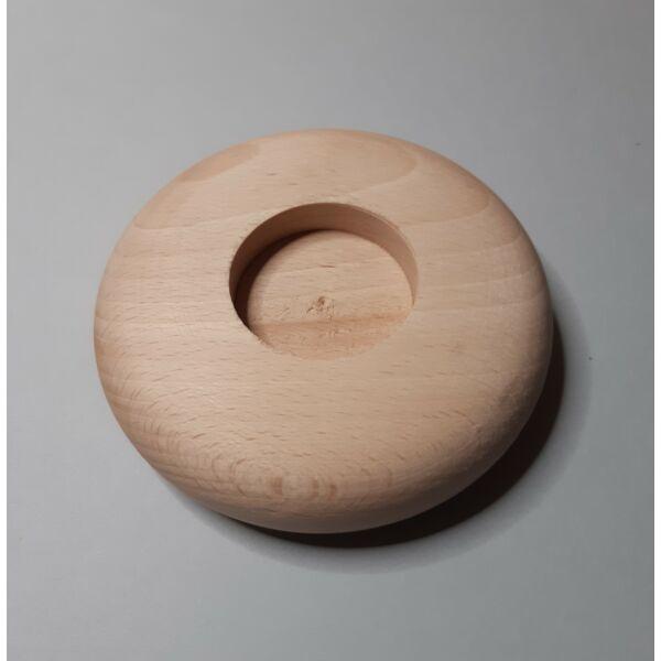 Mécsestartó, korong 10x3 cm 5