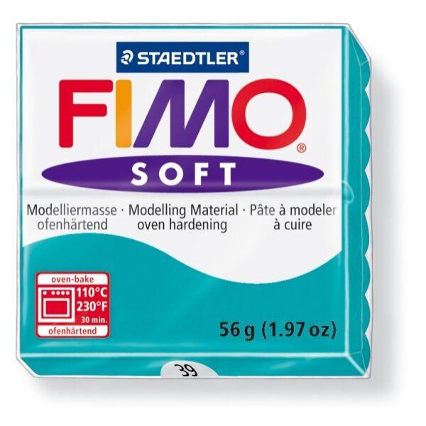 FIMO Soft süthető gyurma - Türkiz