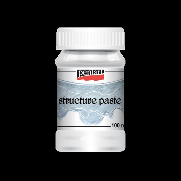 Struktúrpaszta 100 ml fehér 0009