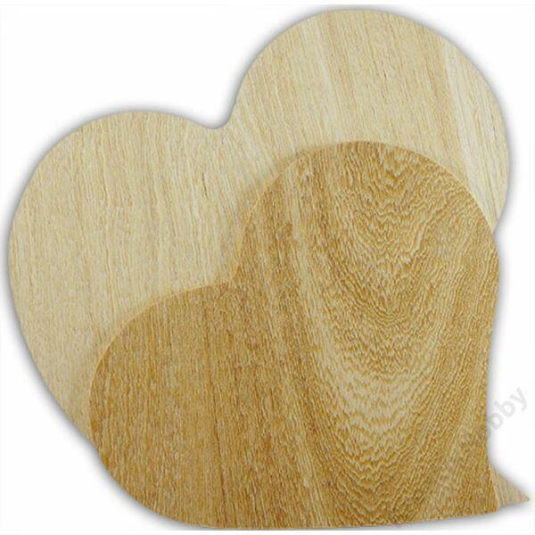 Falap szívforma, kicsi