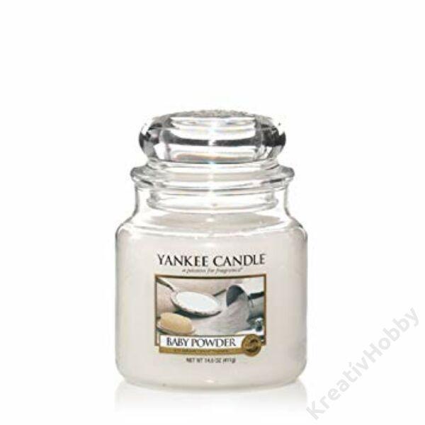 Yankee Candle,Baby Powder 411g