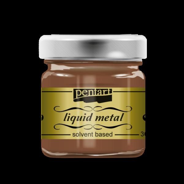 Folyékony fém 30 ml réz