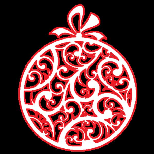 """Fa dekor figura """"Karácsonyi dísz"""" 13cm"""
