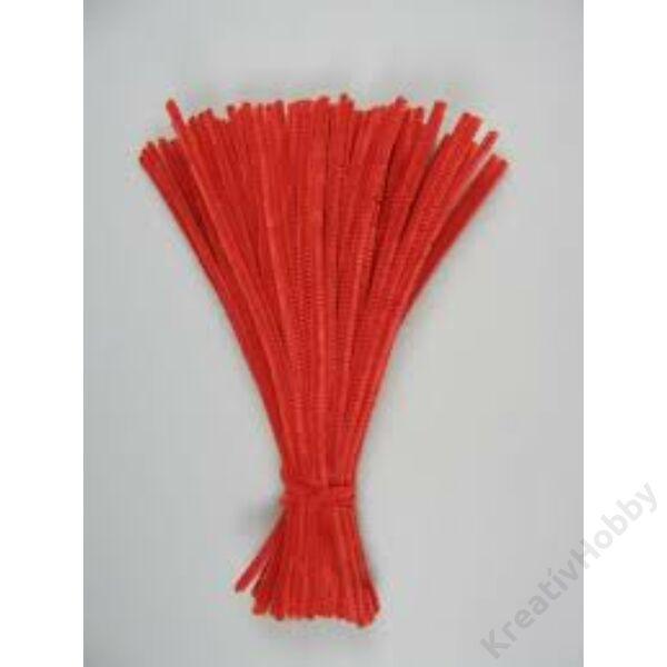 Zsenília, 10 db/csomag - piros