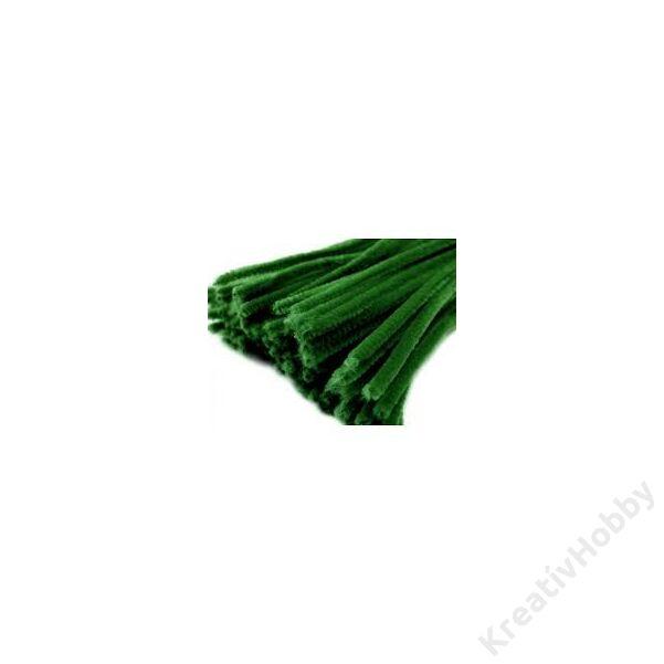 Zsenília, 10 db/csomag - sötétzöld