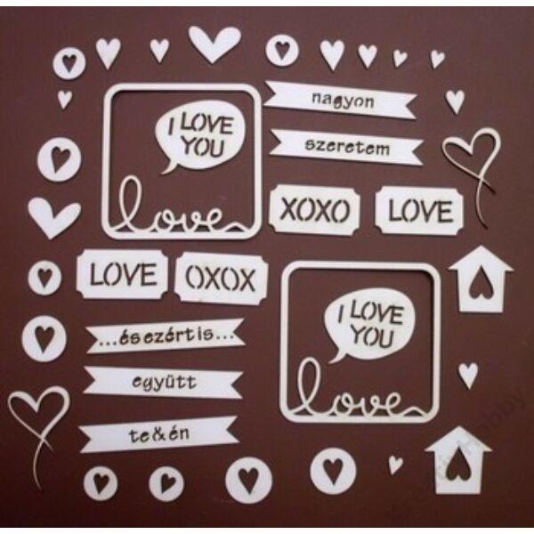 Chipboard - Szeretlek, mert