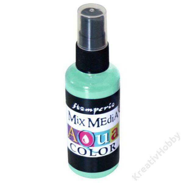Aquacolor spray 60ml. - tengerkék