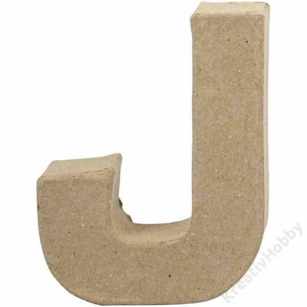 Papírmasé betű, kicsi