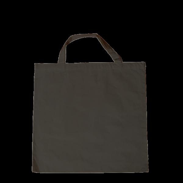 Vászon bevásárló szatyor 15*20cm,fekete