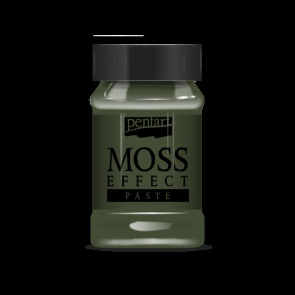 Moha hatás paszta sötétzöld 100 ml
