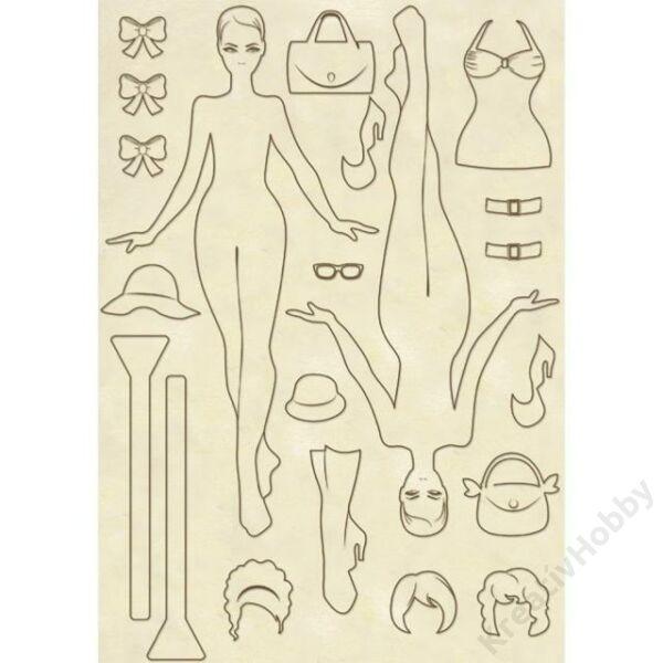 Fa figura - A5 -Wilma Doll