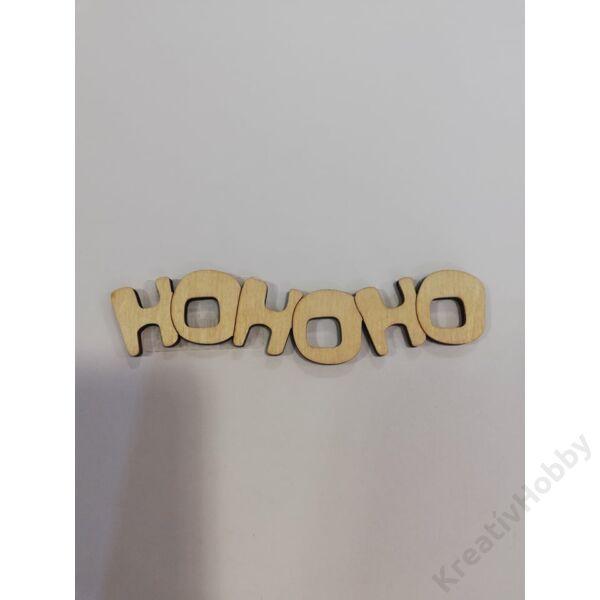 """""""HoHoHo"""" 10*2CM"""