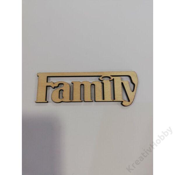 """""""FAMILY"""" 10*3CM"""