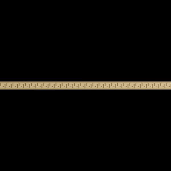 Hőre lágyuló fa MD 1120 labirintus mintás csík 2,0 x 100 cm