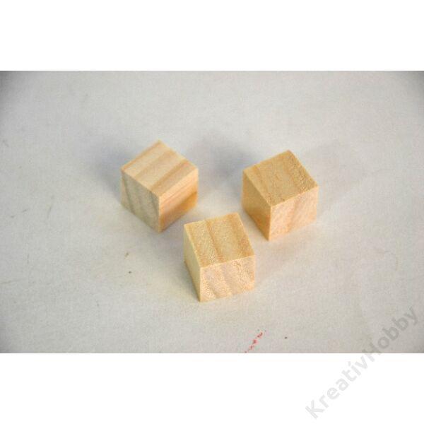 Fa kocka1,5*1,5cm 50db/cs