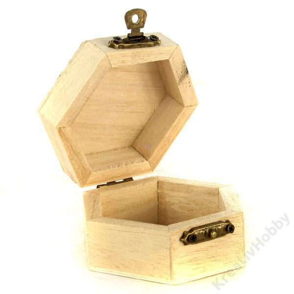 Mini dobozok, B. hatszög