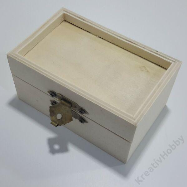 Mini dobozok, D.doboz alakú