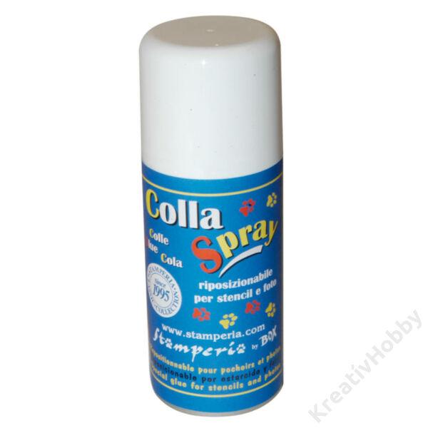 Áthelyezhető ragasztó spray, 150 ml