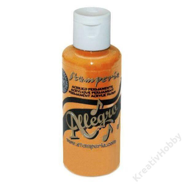 Allegro, matt AF, 59 ml, narancssárga